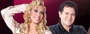 Banda Calypso comemora 15 anos com show especial no Forrozão (Divulgação)