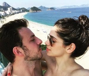 Sabrina e Ramón estão juntos há mais de quatro anos (Foto: Arquivo pessoal)