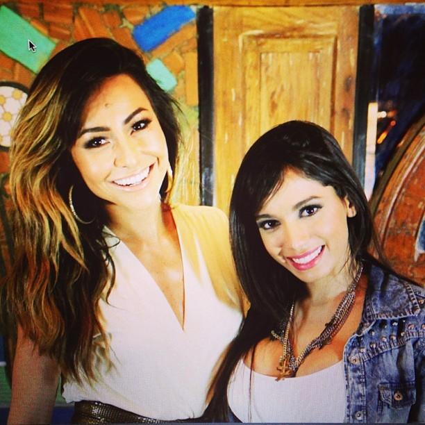 Anitta e Sabrina Sato (Foto: reprodução/Instagram)