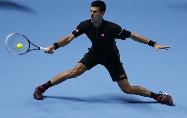 tenis novak djokovic atp finals (Foto: Reuters)