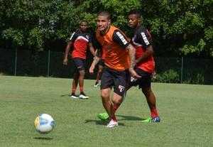 Bruno São Paulo (Foto: Site oficial do SPFC)