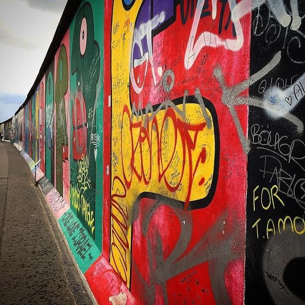 muro-de-berlim (Foto: Reprodução/Instagram)