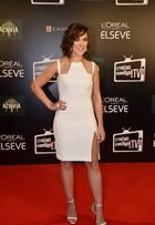 Adriana Birolli usa look de R$ 60 mil em premiação no Rio