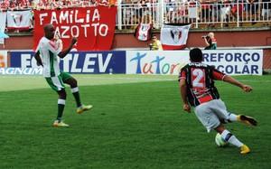 Arena Joinville JEC x Luverdense (Foto: Renan Koerich)