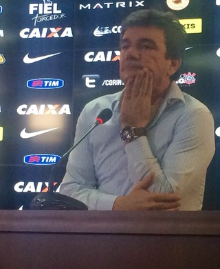 Andres Sanches Corinthians (Foto: Diego Ribeiro)