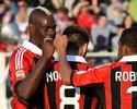 Milan goleia o Pescara e fica muito perto da vaga na Liga dos Campeões