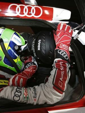 No Mundial de Endurance, Lucas di Grassi foi o segundo colocado nas tradicionais 24 Horas de Le Mans, em junho