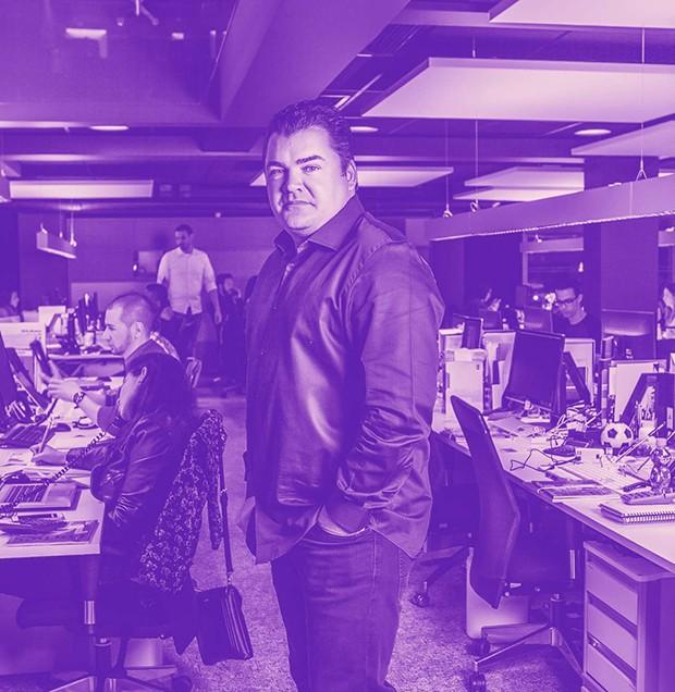 """Marcos Quintela: """"A comunicação sempre foi minha maior habilidade"""""""