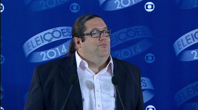 Confira coletiva com o candidato Tarcisio Motta