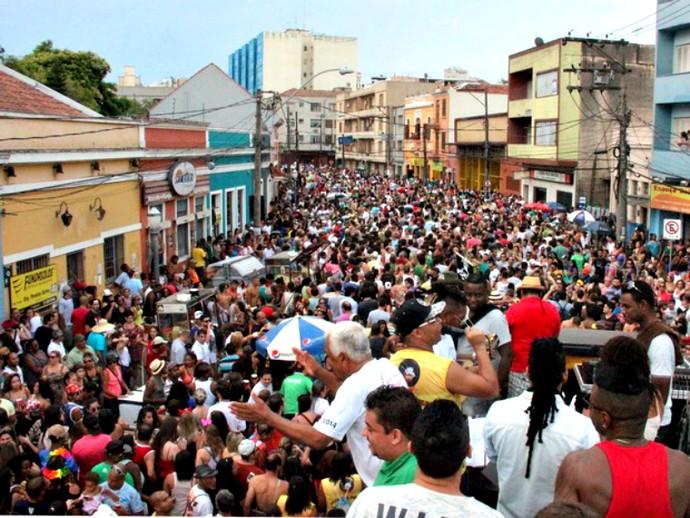 Um dos blocos mais antigos, a Banda DK teve início nos anos 70, na Rua da República (Foto: Divulgação/Banda DK)
