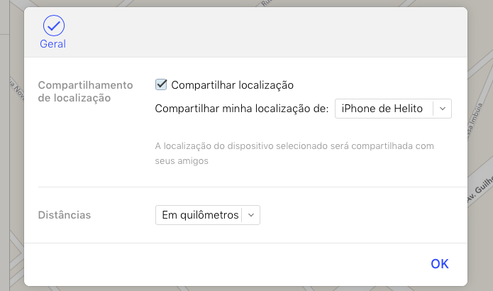 Personalizando as configurações do aplicativo (Foto: Reprodução/Helito Bijora)