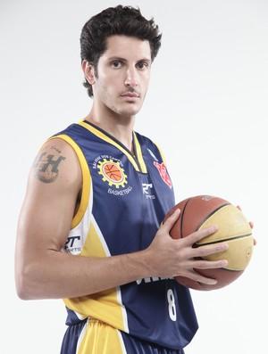 Dedé, do São José Basquete (Foto: Pedro Colon/ MVP Sports)