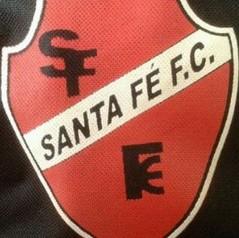 Escudo Santa Fé - amador de Prudente (Foto: Divulgação)