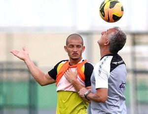 Dorival Junior treino do Vasco (Foto: Alexandre Cassiano / Agência O Globo)