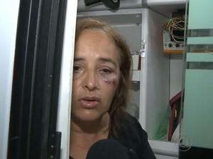 Maria da Piedade de Sousa, vítima do acidente de ônibus na BR-101, na Paraíba (Foto: Reprodução/TV Cabo Branco)