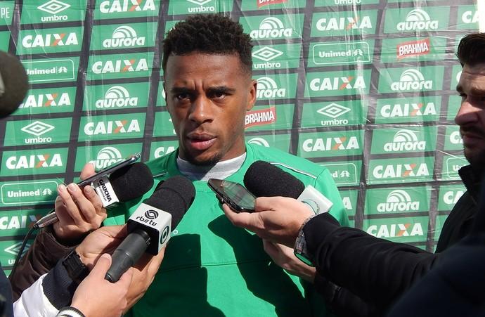 Marcelo Chapecoense (Foto: Laion Espíndula)