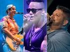 Durval Lelys, Danniel Vieira e Léo Santana se apresentam em Salvador