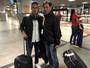Tem gringo na área: Ramallo chega a Salvador para assinar com o Vitória