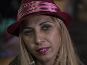 Presidente da Aprosmig, Cida Vieira (Foto: Hirosuke Kitamura/Divulgação)