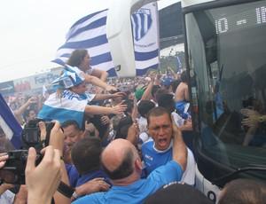 Eduardo Costa Avaí (Foto: Jamira Furlani/Avaí)