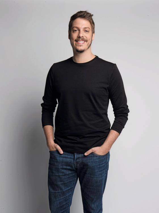 O ator e humorista Fabio Porchat  (Foto:  divulgação/ Kiehl's)