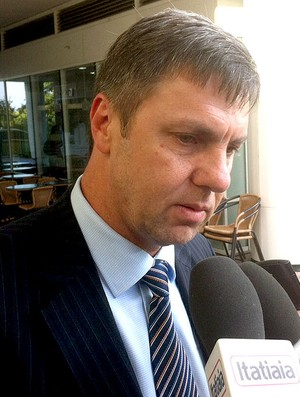 Paulo Schmidt, procurador-geral do STJD na CBF (Foto: Vicente Seda / Globoesporte.com)
