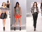 Gypsyskate foi o tema do desfile da grife Oh,Boy! no Fashion Rio