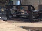 Durante brincadeira, criança provoca princípio de incêndio na própria casa