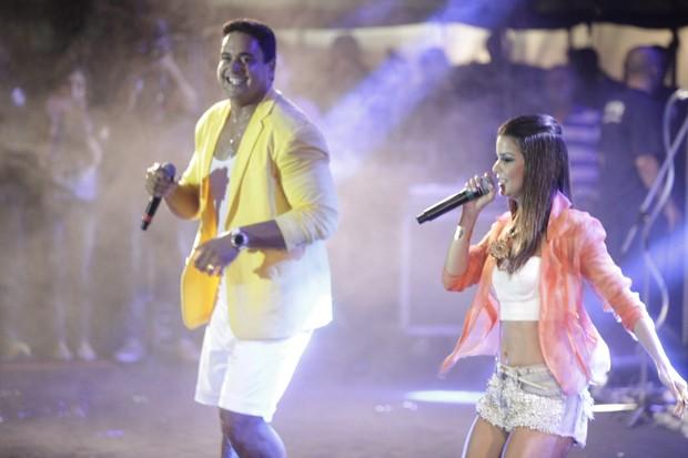 Xanddy e Mari Antunes (Foto: Fred Pontes/Divulgação)