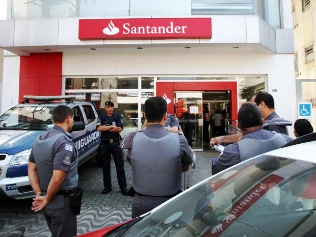 Agência foi punida por não cumprir regras em Santos (Foto: Francisco Arrais/Prefeitura de Santos)