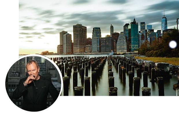 A Nova York de Michael Kors (Foto: Reprodução)