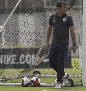 Fábio Carille, Corinthians (Foto: Daniel Augusto Jr/Ag. Corinthians)