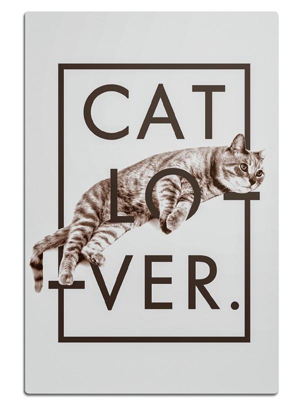 Pôster Cat Lover (Foto: Divulgação)