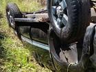Jovem morre após perder controle da direção e capotar carro, em Goiás