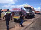 Trailers são removidos por ocupação de ciclovia na orla de Macapá
