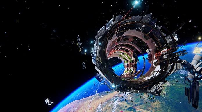 Adr1ft promete jornada aterrorizante no espaço (Foto: Divulgação)