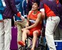 Treinador afirma que Liu Xiang dificilmente competirá na temporada