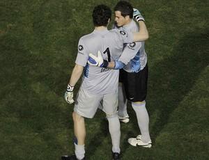 Sebastian Sosa, Boca Juniors (Foto: Agência AP)