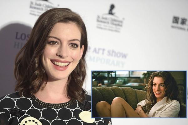 Anne Hathaway (Foto: Getty Images / Reprodução)