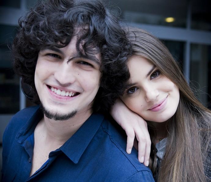 Gabriel Leone e Camila Queiroz (Foto: Caiuá Franco/ Globo)