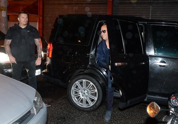 Vin Diesel (Foto: Francisco Cepeda / AgNews)