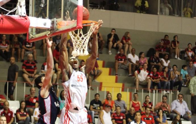 Basquete NBB - Flamengo x Uberlandia (Foto: Marco Aurélio/Fla Imagem)