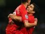 """Antes de reencontrar Liverpool, Suárez enaltece Coutinho: """"É o chefe do time"""""""