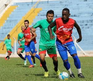 Equipe foca na estreia  (Foto: Abmael Marrichi / Divulgação)