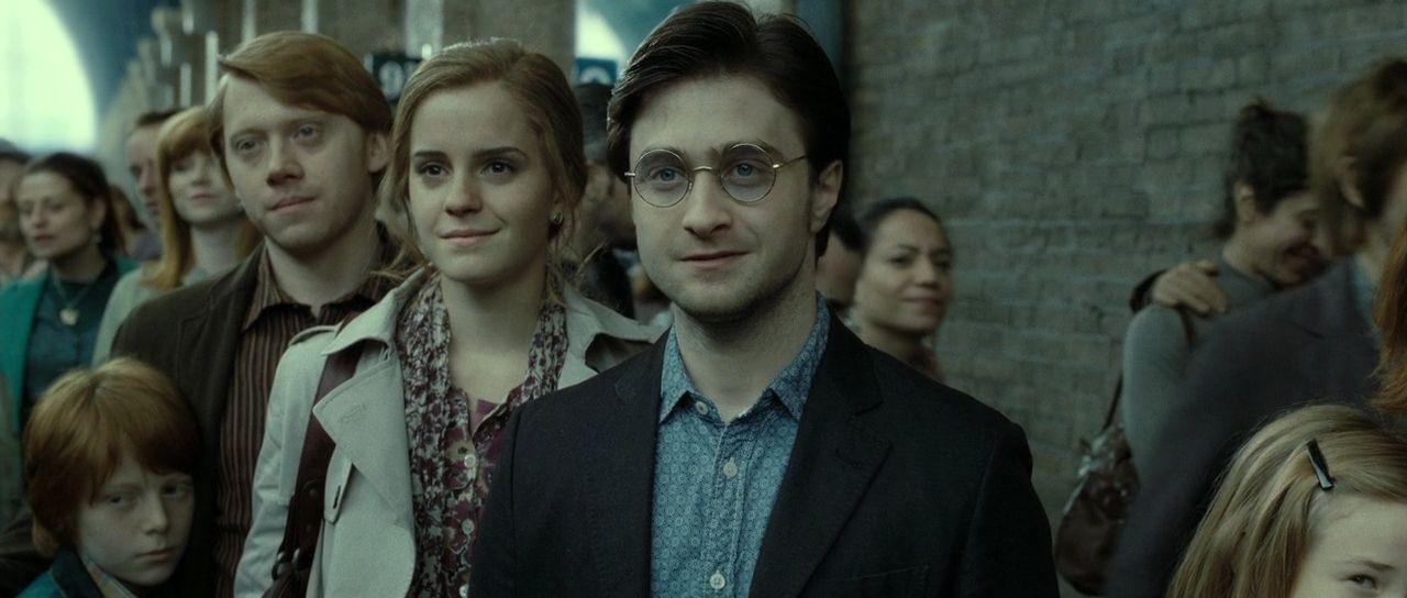 Cursed Child começa com a ida de Alvo Severo à Hogwarts (Foto: Divulgação)