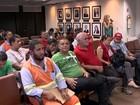 Garis encerram greve no ES com 7,5% de reajuste salarial