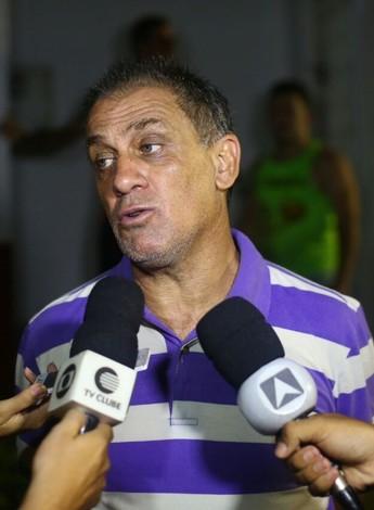 Celso Teixeira, Flamengo-PI  (Foto: Wilson Filho/Fla-PI )
