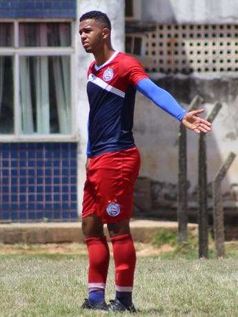 Geovane Itinga é destaque do Bahia na Copa São Paulo  (Foto: Divulgação/EC Bahia)