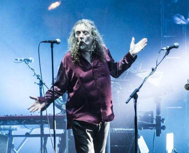 Aos 66 anos, o cantor mostra energia no palco (Foto: Felipe Monteiro/Gshow)