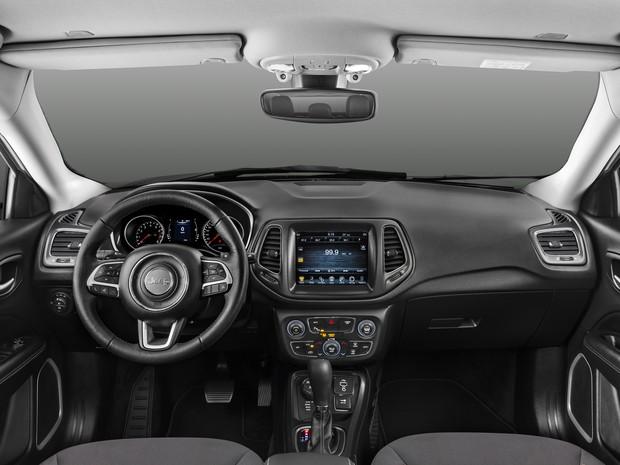 auto esporte jeep compass ganha nova gera o a partir de r. Black Bedroom Furniture Sets. Home Design Ideas
